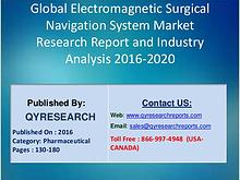 Global Electromagnetic Surgical Navigation System Market Reports