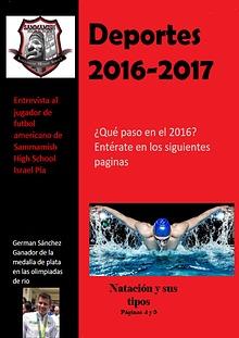 DEPORTES 2016