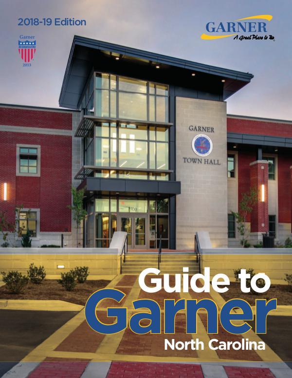 Guide to Garner 2018-19 edition
