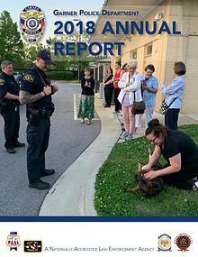 Garner Police Department Annual Report 2018