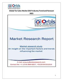 Global Tar Sales Market Development Trend & 2017-2021 Forecast Report