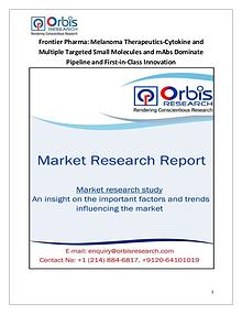 Melanoma Therapeutics-Cytokine and Multiple Targeted Small Molecules