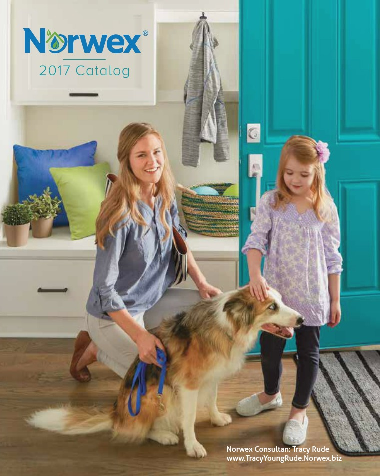 Norwex 2017 catalog Norwex Catalog winter 2017