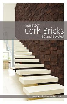 Sustainable Materials Cork Bricks