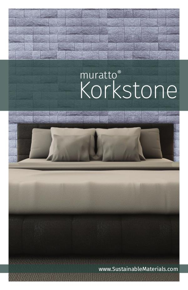 Sustainable Materials Cork Bricks Korkstone