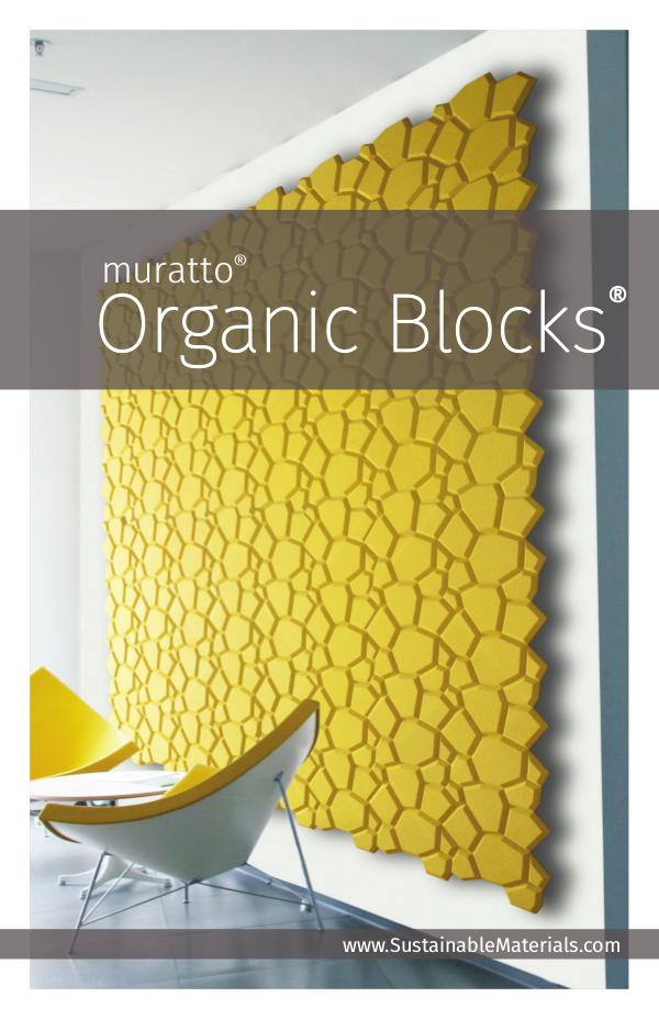 Sustainable Materials Cork Bricks Organic Blocks