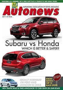 Autonews Magazine - Edition: Q1 2017