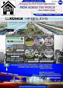 Build Dream Homes WebZine