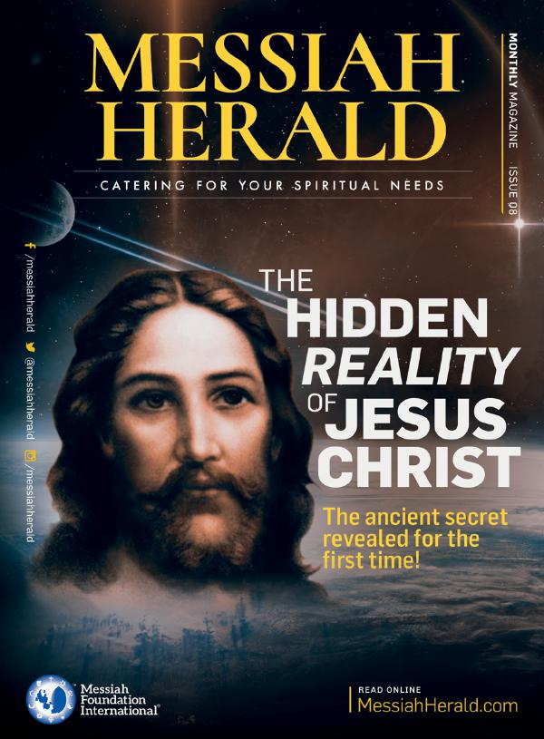 The Messiah Herald Issue 08 January 2018