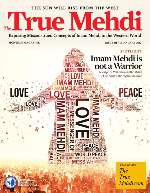 The True Mehdi Issue 01 - January