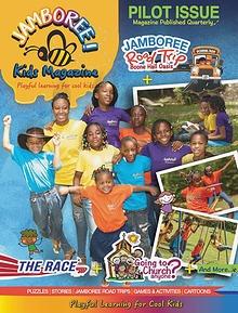 Jamboree Kids Magazine
