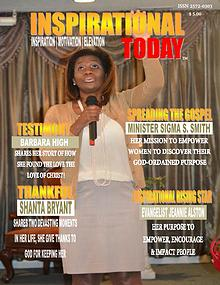 Inspirational Today Quarterly Magazine Issue. 02