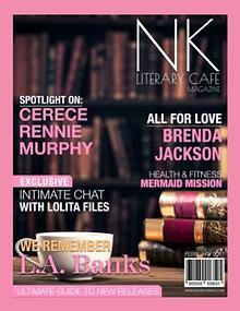Naleighna Kai's Literary Cafe Magazine