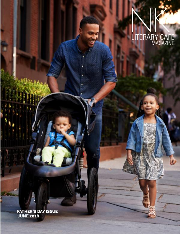 Naleighna Kai's Literary Cafe Magazine Father's Day Issue