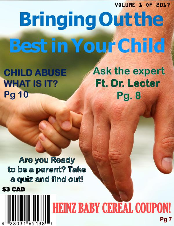 Bringing Out the  Best  in Your Child child