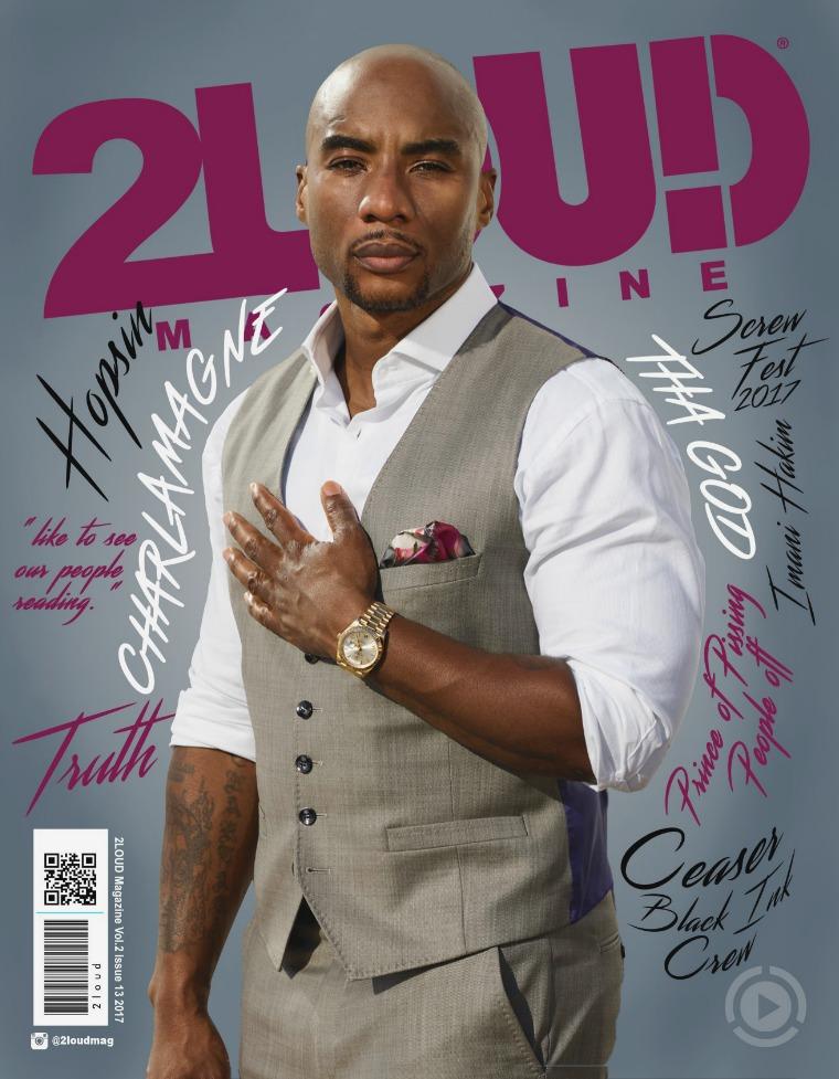 2LOUD Magazine Summer 2K17