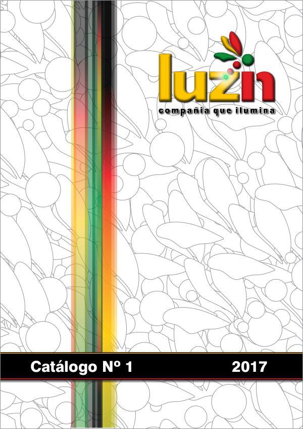 Catálogo Productos LUZIN SRL Enero 2017