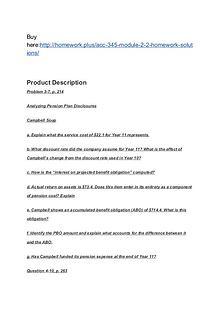 ACC 345 Module 2-2 Homework (solutions)