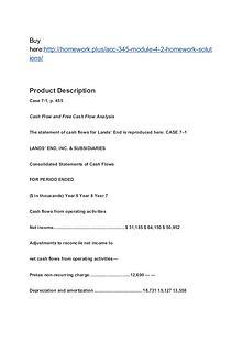 ACC 345 Module 4-2 Homework (solutions)