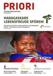 PRIORI Reisen - Madagaskars Lebensfreude spüren!