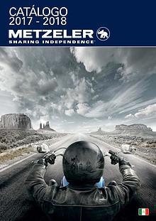 Metzeler Catálogo 2017-2018