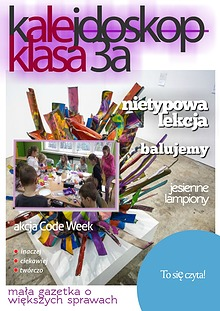 kalejdoskop - klasa 3a
