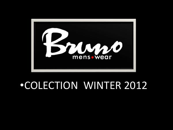 Collection WINTER 2012 2012
