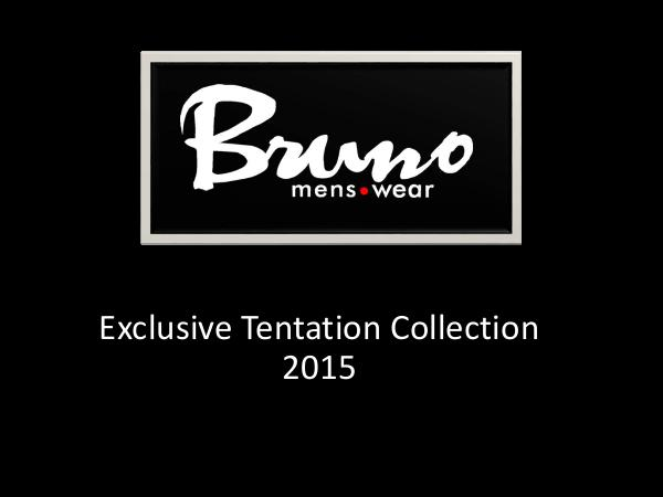 TENTATION COLLECTION 2015