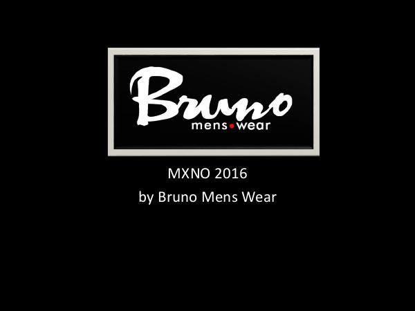 MXNO Collection 2016 2016