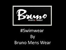 Swimwear by Bruno Mens Wear