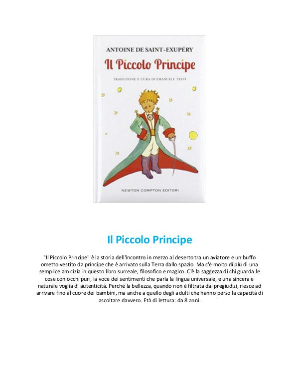 [DOWNLOAD] PDF [DOWNLOAD] PDF Il Piccolo Principe