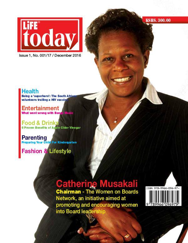 Life Today Magazine Issue 1