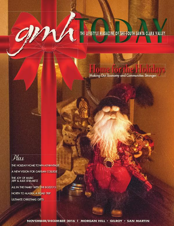 gmhTODAY 11 gmhToday Nov Dec 2016