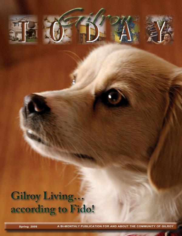 Gilroy Today 2009 03 Spring