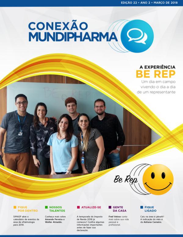 Revista Conexão Mundipharma Ano 2 - Edição 22 | Março 2018