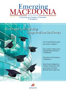 AmCham Macedonia Winter 2013 (issue 36)