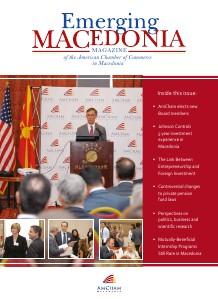 AmCham Macedonia Fall 2012 (issue 35)