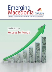 AmCham Macedonia Spring 2011 (issue 29)