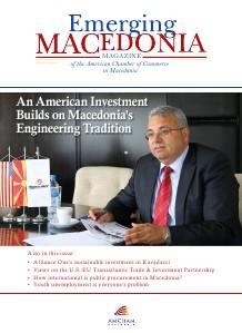 AmCham Macedonia Summer 2013 (issue 38)