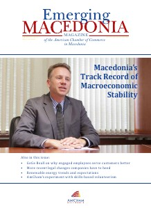 AmCham Macedonia Spring 2013 (issue 37)