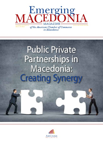 AmCham Macedonia Summer 2014 (Issue 42)