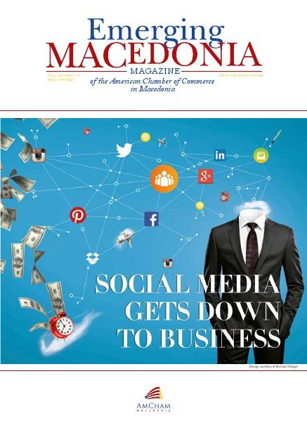 AmCham Macedonia Fall 2014 (Issue 43)