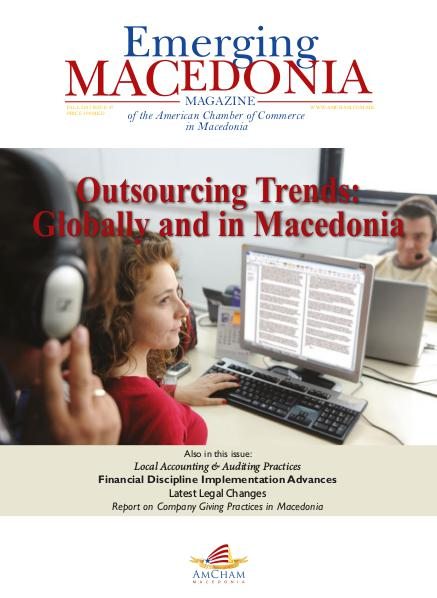 AmCham Macedonia Fall 2015 (Issue 47)