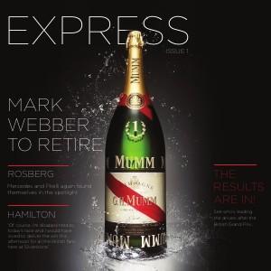 Mumm Express Ezine Volume1