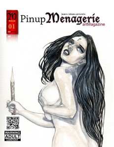 Pinup Menagerie artMagazine June 2013 Issue 01