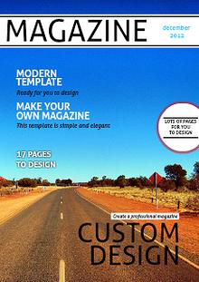 Upside-Down Magazine
