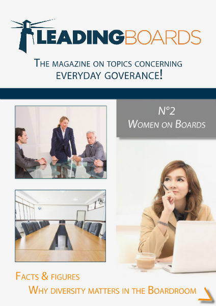 Leading Boards N°2 Women on Boards