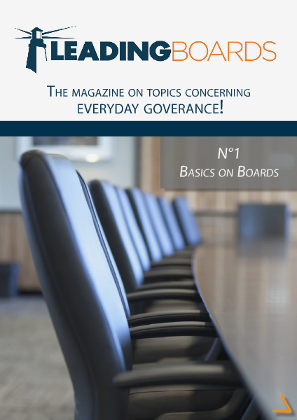 Leading Boards N°1  Basics on Boards of Directors