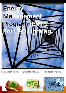 Introduction of Energy Management Contract (EMC) for LED Lighting