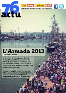 L'Armada 2013 avec 76actu - le meilleur du web